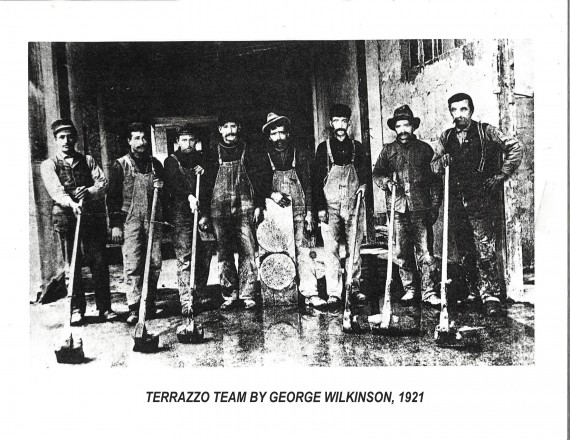 1921 Terrazo Pic