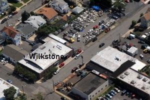 Shop Aerial View